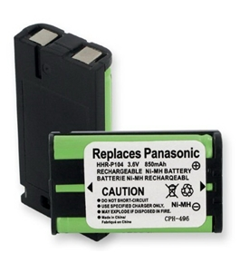 Replacement Battery For PANASONIC HHR-P104 KXTGA545 [Electronics]