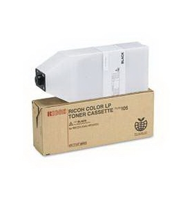 Printer Essentials for Ricoh AP3800C - Black - P888030 Toner