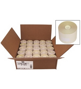 "2.25"" X 100' 50 Pack 2 Ply Paper Rolls"