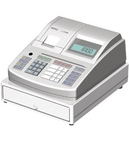 ROYAL 29461L ALPHA 8100 ML CASH REGISTER - 29461L [Personal Computers]
