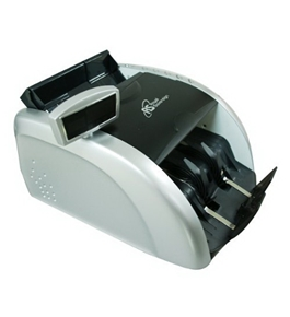 Royal Sovereign Bill Counter w/ Counterfeit Detection (200 Bill Capacity)