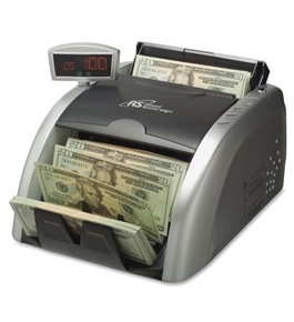 Royal Sovereign Electric Bill Counting Machine