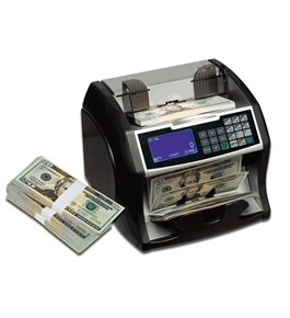Rbc4500 Electric Bill Counter Counting Counterfeit Detection