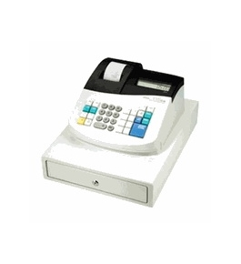 Royal 115cx Battery-Operated or AC Adapter Portable Electronic Cash Register