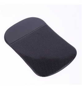 RUBBER CAR DASH KEY NON SLIP MAT-BLACK