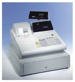 Royal 9170Alpha Cash Register