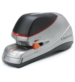 Swingline S7048209 Optima 45 Electric Stapler 45 Sheet Capacity Silver
