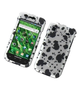 Aimo Wireless Durable Rubberized Image Case for Samsung Vibrant/Galaxy T959