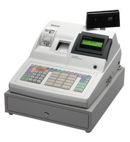 Sam4s ER-5240M Commercial Electronic Cash Register