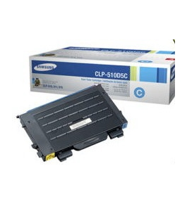Printer Essentials for Samsung CLP-510 Cyan - MSI - MS551C-HC Toner