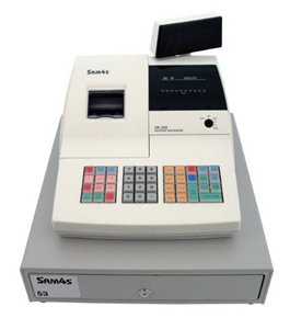 Samsung ER-350 Cash Register