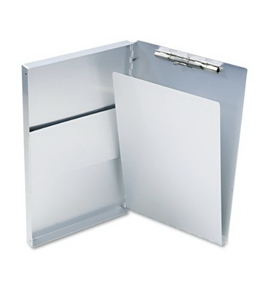 Saunders 10519 Recycled Aluminum Snapak Form Holder - Legal Size - 8.5 x 14 inches