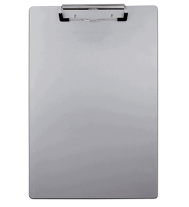 Saunders Recycled Aluminum Clipboard with Low Profile Clip, Legal Size, 8.5 x 14-Inches, 1 Clipboard (21511)