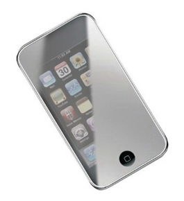 Scosche FPTK Mirror and Privacy Screen Protector Kit for iPod Touch