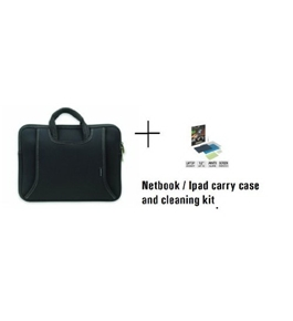 "Scosche Netbook/Ipad 10 to 12"" Laptop bag Combo pack"