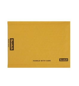 Scotch Bubble Mailer, 8-1/2 Inches x 11 Inches, 6-Pack (7914-6)