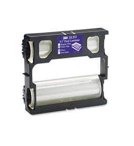 Scotch DL955 - Refill Rolls for Heat-Free 9 Laminating Machines, 50 ft.