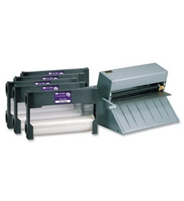 Scotch LS1000VAD Heat-Free Laminating Machine, 12-Inch Wide, 1/10-Inch Maximum Document Thickness