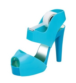Scotch Sandal Shoe Tape Dispenser with Magic Tape (C30-SANDAL)