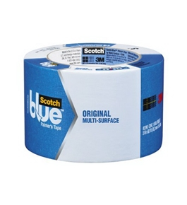 ScotchBlue Painter's Tape, Multi-Use, .94-Inch by 60-Yard