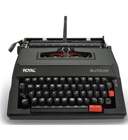 Royal Scrittore Manual Typewriter