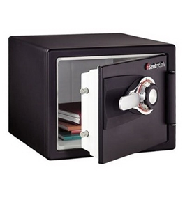 SentrySafe DS0200 Combination Fire Safe