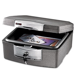SentrySafe F2300 Waterproof Fire Chest