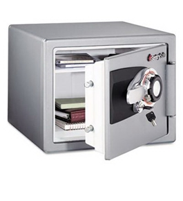 SentrySafe OS0401 Combination Fire Safe