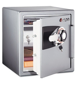 SentrySafe OS3421 Combination Fire Safe