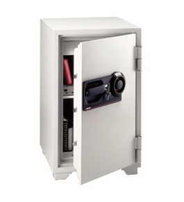 SentrySafe S6370 Commercial Combination 3.0 cu. ft. Fire Safe
