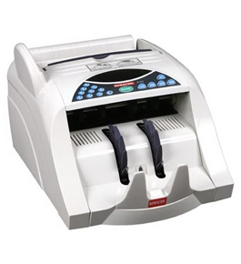 Semacon S-1115 Table Top Heavy Duty Currency Counter with Batching, UV Counterfeit Detection