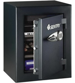 SentrySafe TC8-331 Commercial Fire Safe