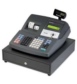 Sharp? XEA42S - REGISTER,CASH,2THRM,2L,BK