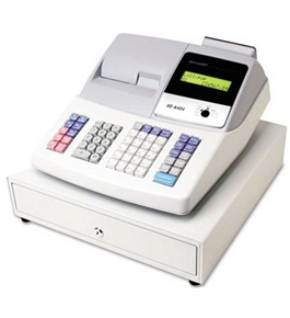 Sharp XE-A404 Cash Register FREE SHIPPING!