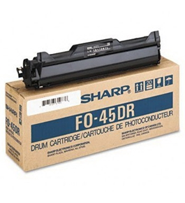 Sharp OEM FO45DR DRUM UNIT (BLACK) (FO45DR)