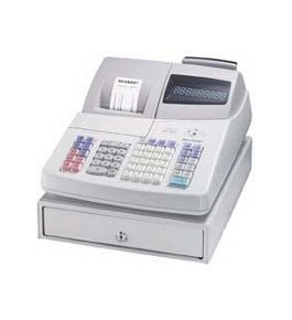 Sharp XE-A21SR Thermal Printing Cash Register