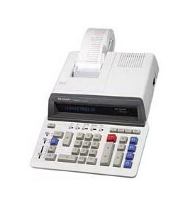 Sharp CS-2870 12 Digit Color Hi-Speed Printing Calculator