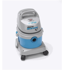 Shop-Vac 5895100 2.0-Peak Horsepower AllAround EZ Series Wet/Dry Vacuum, 1.5-Gallon