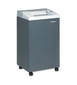Shredmaster Model 4500S Medium-Duty Strip-Cut Paper Shredder, Charcoal Gray GBC1757340