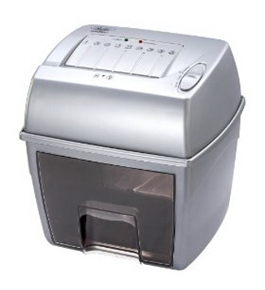 ShredderShark SH2807 7-Sheet Cross Cut Shredder