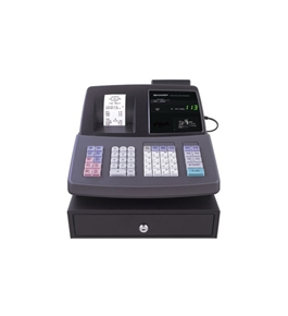 Sharp XE-A206 Cash Register