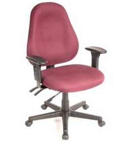 SLIDER 1701 FABRIC MANAGEMENT CHAIR