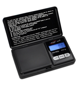 WeighMax SM-650 Digital Pocket Scale
