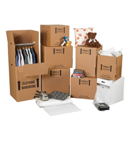Small Home Moving Kit (1 Each Per Bundle)