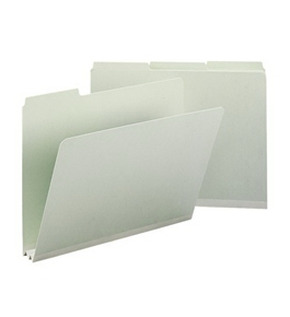 Smead Pressboard Folder, Letter, 1/3 Cut Tab, 2-Inch Expansion, 25 Each Per Box (13234)