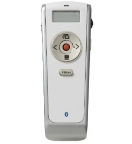 SMK-Link Bluetooth Presenter Remote with Stopwatch and Red Laser Pointer (VP4570)