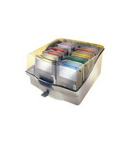 Softworks Locking Diskette TRAY100 Capacity