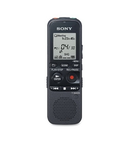 Sony Digital Flash Voice Recorder (ICD-PX312)