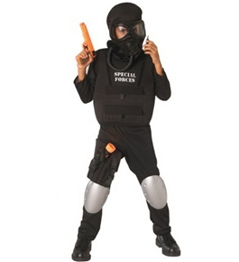 Special Forces Officer Kids Costume