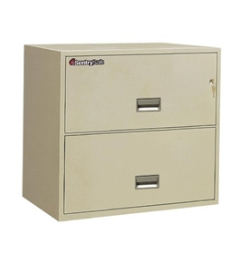 Sentry 2L3010 2 Drawer - Fire and Impact Resistant
